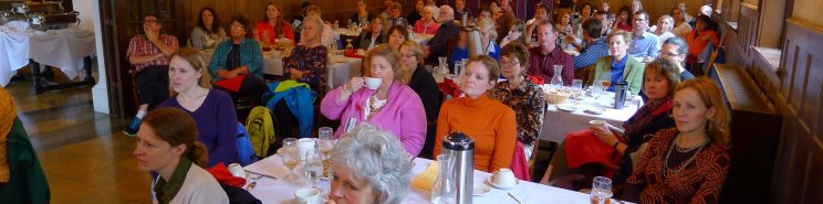 Spring Luncheon, 2015